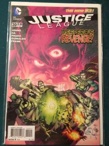 Justice League #20 The New 52 Despero's Revenge!