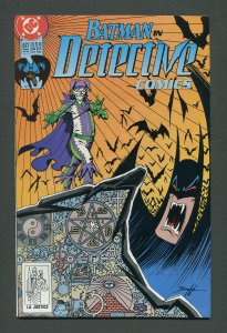 Detective Comics #617 / 9.2 NM-  (JOKER)  July 1990 (G)