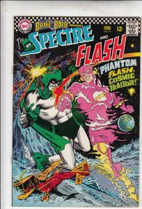 Brave and the Bold, The #72 (Jul-67) NM- High-Grade The Flash and the Spectre