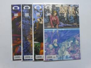 Aria The Uses of Enchantment, Set:#1-4, 8.5/VF+ (2003)