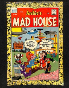 Archie's Madhouse #48 (1966)