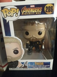 Thor Funko Pop #286 New in box