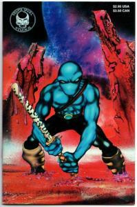 This Is Sick #1 Zen Intergalactic Ninja (Silver Skull, 1992) VF/NM
