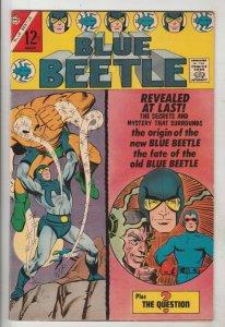 Blue Beetle #2 (Aug-67) VF/NM High-Grade Blue Beetle