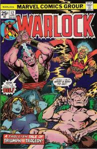 Warlock (1st Series) #12 FN; Marvel | save on shipping - details inside