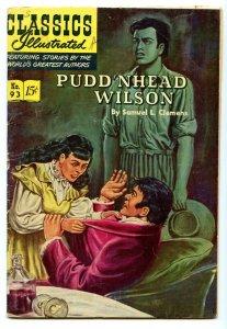 Classics Illustrated 93 (Original) Mar 1952 VG (4.0)