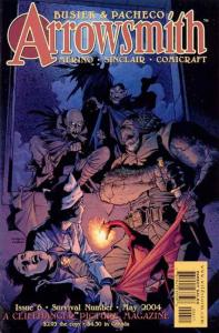 Arrowsmith #6 VF/NM; WildStorm | save on shipping - details inside