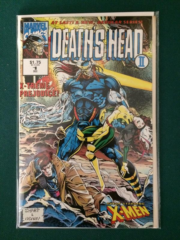 Death's Head II #1