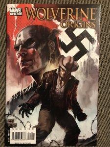 WOLVERINE ORIGINS #16 : Marvel 10/07 NM; Nazi, Captain America, Steve Dillon art