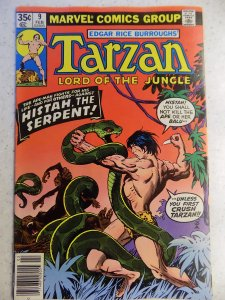 TARZAN LORD OF THE JUNGLE # 9