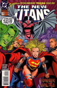 New Titans, The #120 VF/NM; DC | save on shipping - details inside