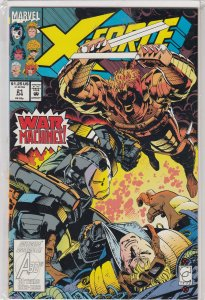 X-Force #21 (1993)