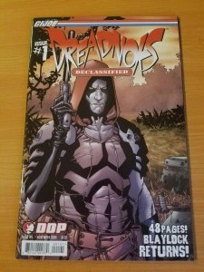 G.I. Joe: Dreadnoks Declassified #1A ~ NEAR MINT NM ~ (2006, DDP Comics)