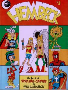 Hembeck (1979) #1 - 1st Printing - 8.0 or Better