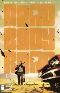 Dead Body Road #1 VF/NM; Image | save on shipping - details inside