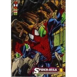1994 Fleer Amazing spider-man SPIDER-HULK #25
