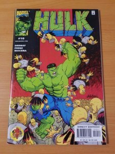 Hulk #10 ~ NEAR MINT NM ~ (2000, Marvel Comics)