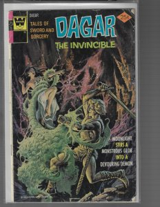 Dagar the Invincible #11 (Gold Key, 1975)