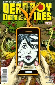 Dead Boy Detectives (2nd Series) #12 VF; DC/Vertigo | save on shipping - details