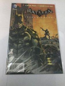 Batman Arkham Knight 1 Nm Near Mint DC Comics