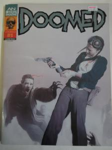 Doomed #1 B Cover (IDW 2005) Richard Matheson Robert Bloch F. Paul Wilson