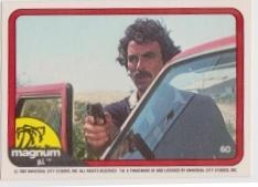 1983 Donruss MAGNUM P.I. #60
