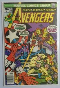 Avengers (1st Series) #153, 6.0/FN (1976)