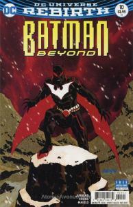 Batman Beyond (6th Series) #10A VF/NM; DC | save on shipping - details inside