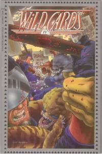 Wildcards #4 VF/NM; Epic | save on shipping - details inside