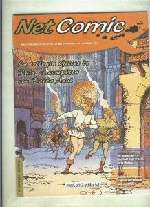 Net Comic numero 13 (junio 2012)