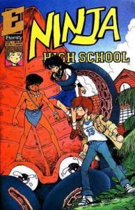Ninja High School #31 VF; Malibu | save on shipping - details inside