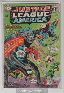 JUSTICE LEAGUE OF AMERICA (1960 DC) #36 GOOD+ A00033