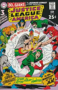 Justice League of America #67 VG; DC | low grade comic - save on shipping - deta