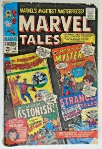 *Marvel Tales (1964) 11 books, All Giants; Graded=$74