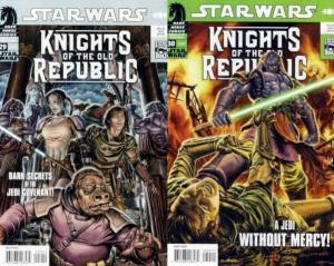 STAR WARS KNIGHTS/ OLD REPUBLIC(2006 DH)29-30 Exalted