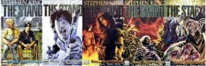 STAND, THE SOUL SURVIVORS (2009) 1-5  COMPLETE! COMICS BOOK