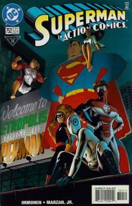 Action Comics #752 FN; DC | save on shipping - details inside