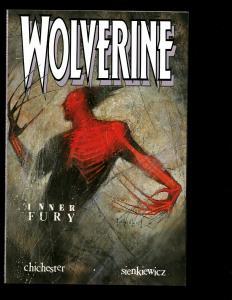 9 Marvel Comics Wolverine: Inner Fury Wolverine 76 77 Wolverine/Gambit +MORE JF3