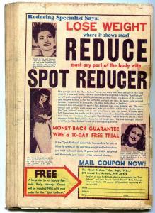 Wanted #19 1949- Golden Age Precode Crime- FAIR