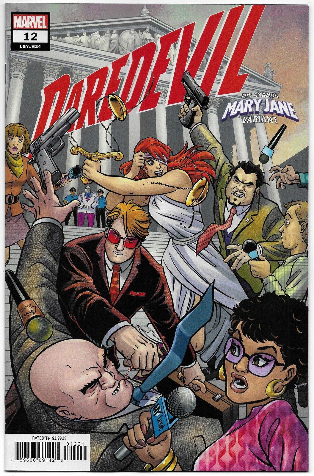 NM Marvel, 2019 Daredevil #11