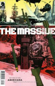 Massive, The #15 VF/NM; Dark Horse   save on shipping - details inside