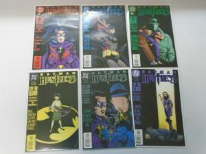 Batman Huntress Cry for Blood set #1-6 8.0/VF (2000)
