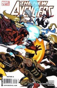 New Avengers (2005 series) #56, NM- (Stock photo)
