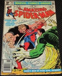 The Amazing Spider-Man #217 (1981)