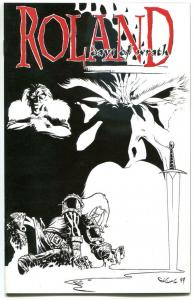 ROLAND DAYS of WRATH #1 2 3 4 ashcan, NM-, Promo, 1999, more promos in store,1-4