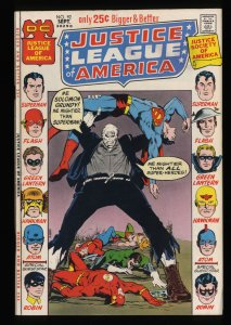 Justice League Of America #92 NM- 9.2 DC Comics Solomon Grundy!