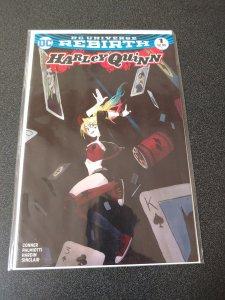 Harley Quinn #1 A Shop Called Quest Helen Chen Rebirth NM