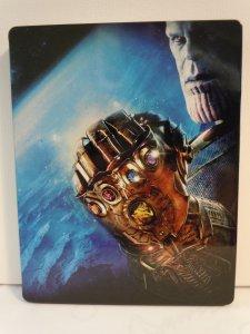Avengers Infinity War (Blu-ray) STEELBOOK