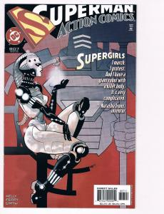 Superman In Action Comics # 807 DC Comic Books Hi-Res Scans Modern Age WOW!!! S3