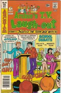 Archie's TV Laugh-Out #46, VG+ (Stock photo)